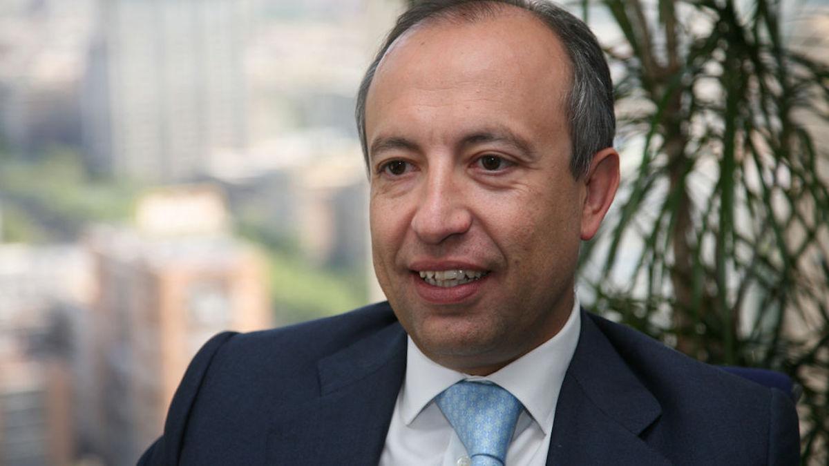 Francisco Celma, socio director de Servicios Financieros de Deloitte.