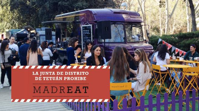 Ahora Madrid prohibe el mercado de 'street food' MadrEAT con 50 empresas y 300 empleos