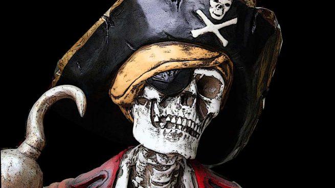 5 piratas famosos de la historia y sus curiosidades m s - Pirata colorazione pirata stampabili ...