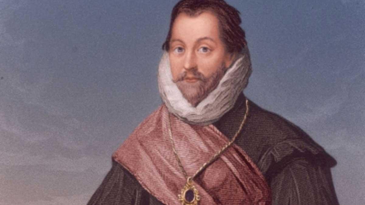 Pirata Sir Francis Drake