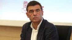 Ricardo Cortés, diputado del PSOE.