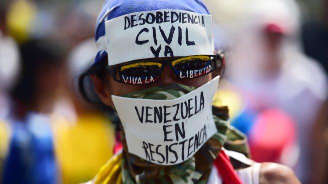 """Amnistía Internacional: """"Manifestarse en Venezuela puede llegar a ser una sentencia de muerte"""""""