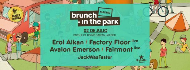 Brunch -In the Park Madrid