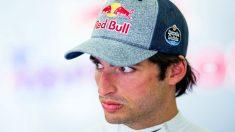 Carlos Sainz continúa muy disgustado con la sanción que le impusieron los comisarios en el Gran Premio de Baherin tras colisionar con Lance Stroll.