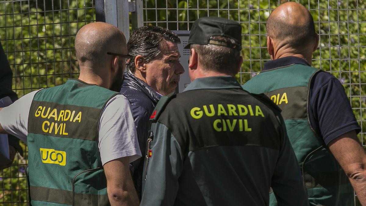 Ignacio González. (Foto: EFE)
