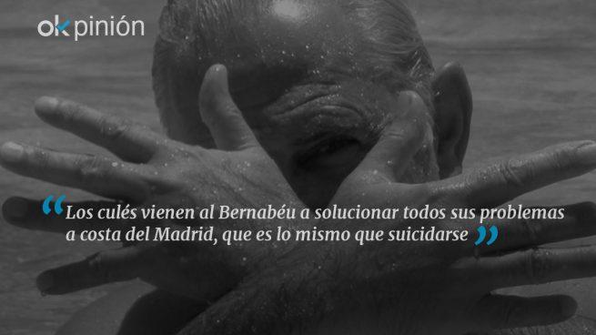 Suicidarse en el Bernabéu
