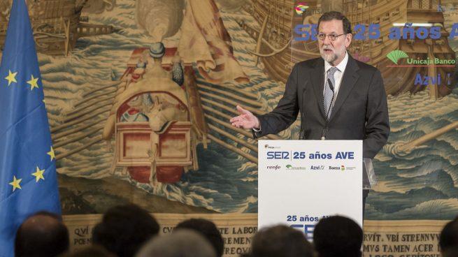 """Rajoy apela al """"orgullo"""" de ser del PP en un alegato por la """"unidad interna"""" de su formación"""