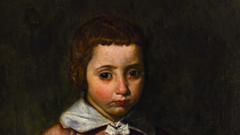 Sale a subasta un Velázquez inédito, 'Retrato de niña', según la casa Abalarte