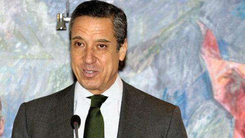 Eduardo Zaplana. (Foto: EFE)