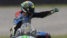 Morbidelli ganó en Moto2 (Foto: AFP)