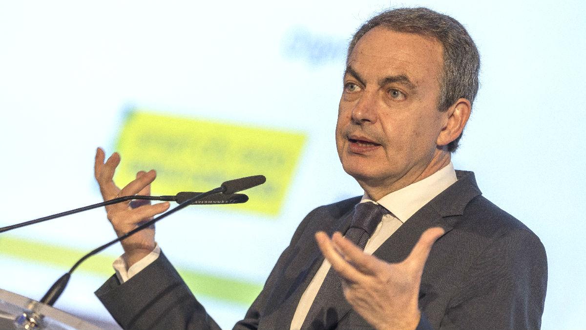 El ex presidente del Gobierno, José Luis Rodríguez Zapatero (Foto: Efe)