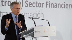 El presidente de la Comisión Nacional del Mercado de Valores (CNMV), Sebastián Albella (Foto: EFE).