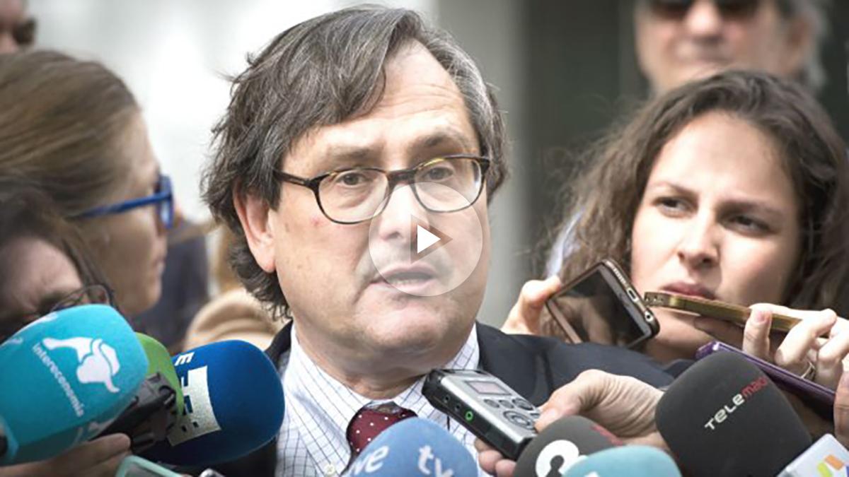 El director de 'La Razón', Francisco Marhuenda (Foto: Efe)