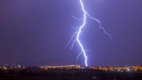 tormenta electrica y sus precauciones