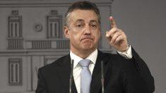 El lehendakari, Íñigo Urkullu.