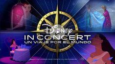Concierto sinfónico de Disney.