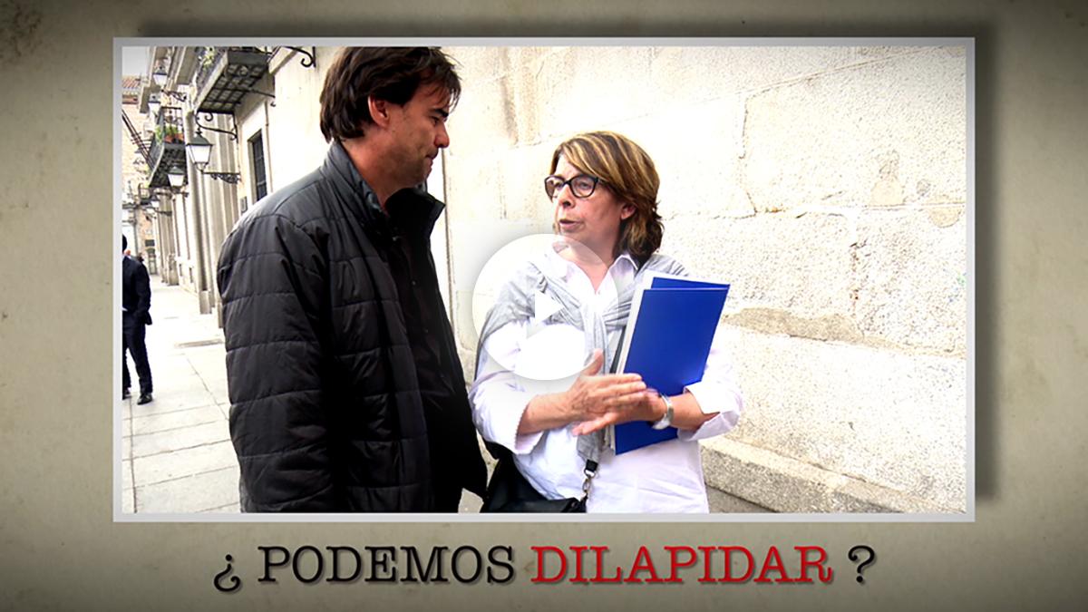 Cake Minuesa con Inés Sabanés, delegada de Área del Gobierno de Medio Ambiente y Movilidad