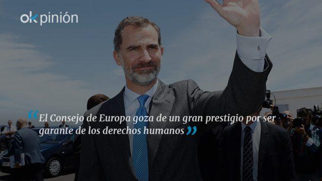 Felipe VI intervendrá ante la Asamblea General