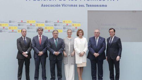 VI Premios de la AVT (D. Sinova/ CAM).