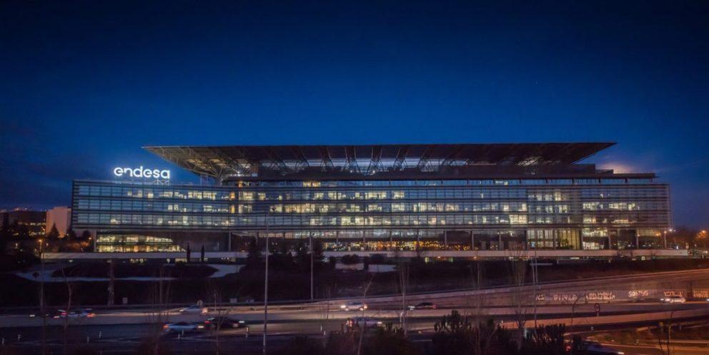 Sede social de Endesa en Madrid (Foto: Endesa)