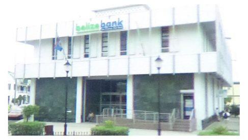 fachada del Belize Bank donde operaban los testaferros de Pujol, Bárcenas, Urdangarin y González.