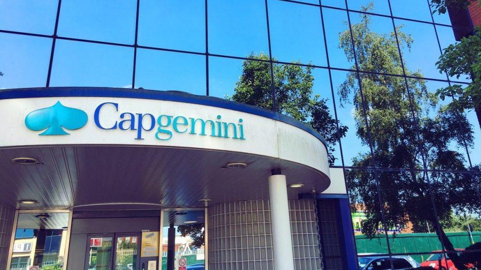 Uno de los edificios de Capgemini.