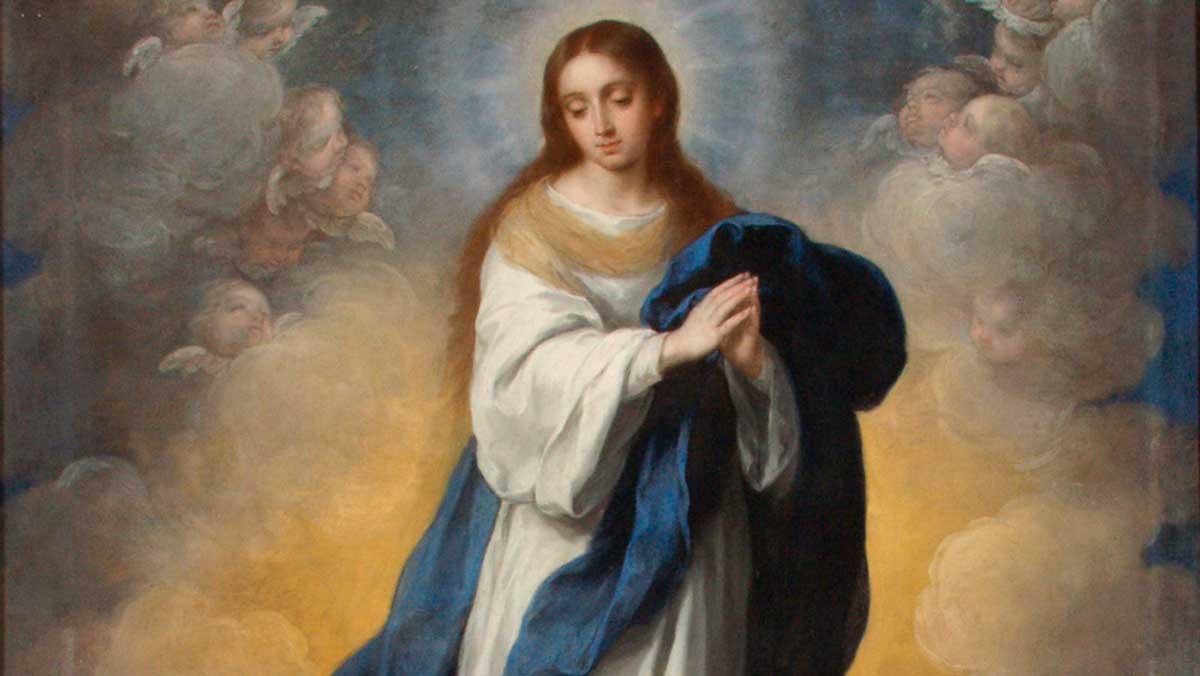 Virgen Inmaculada de la Concepción