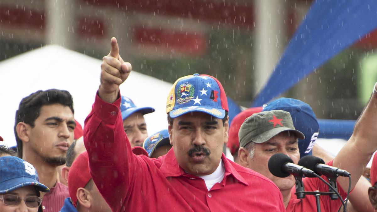 Nicolás Maduro. (Foto: Getty)