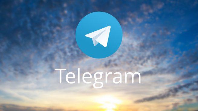 Iniciar sesión en Telegram