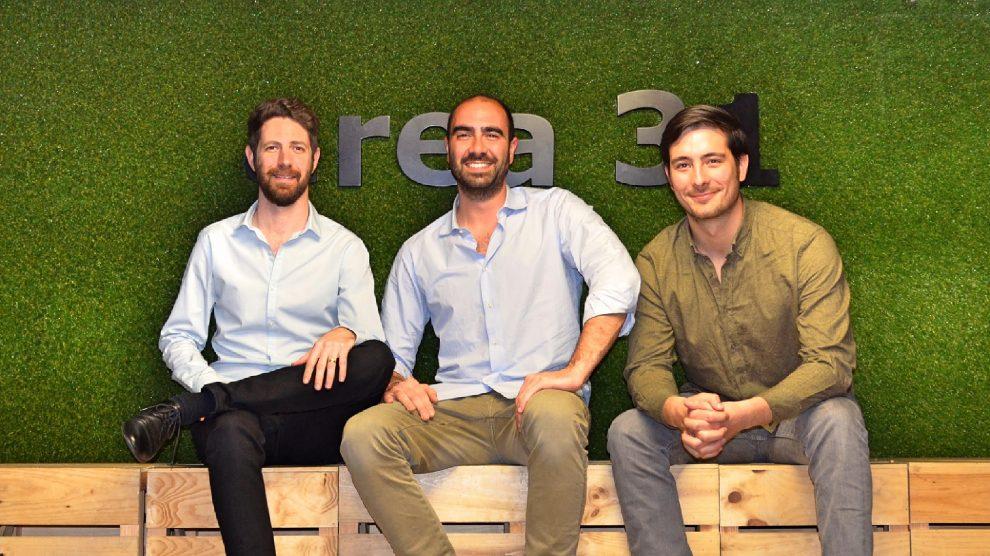 De izquierda a derecha Amir Kaplan (Israel), Gabriele Murrone (Italia) y Martin Villanueva (México).