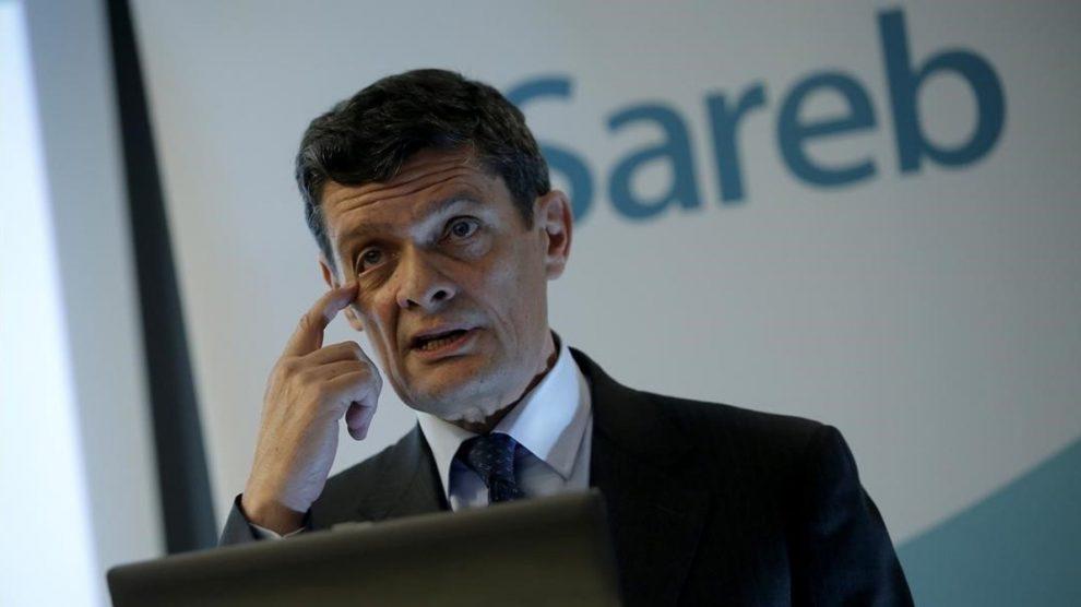 Jaime Echegoyen, presidente del Sareb.