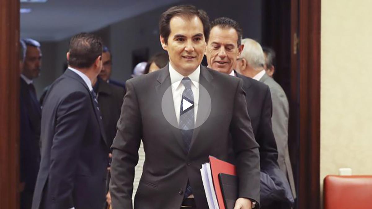José Antonio Nieto. (Foto: EFE)