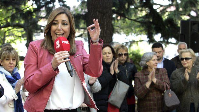 Susana Díaz-PSOE