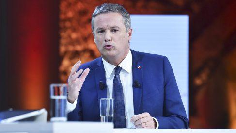 Nicolas Dupont-Aignan. (Foto: AFP)