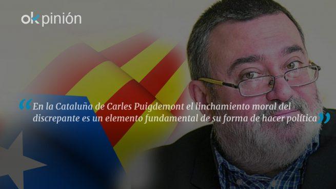 La Cataluña linchada
