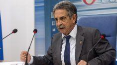 El presidente del Gobierno de Cantabria, Miguel Ángel Revilla (Foto: EFE).