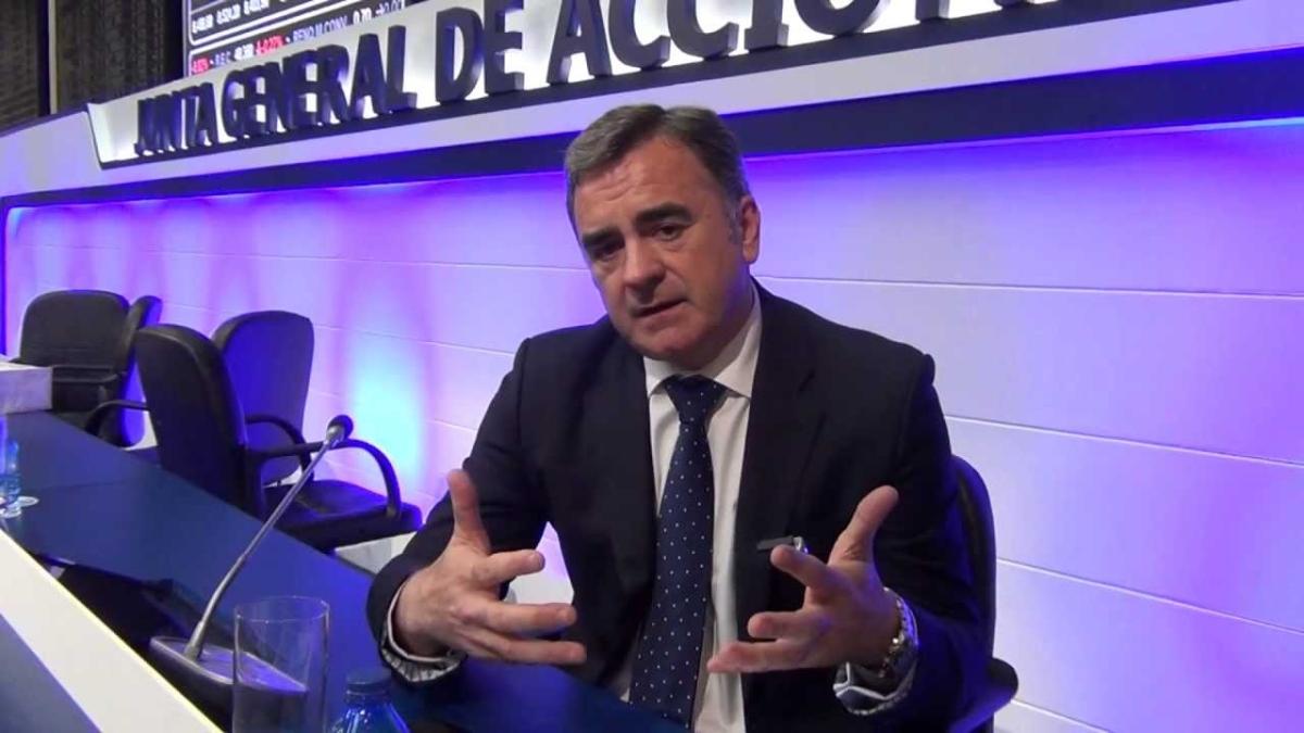 Javier Hernani, nuevo consejero delegado de BME.