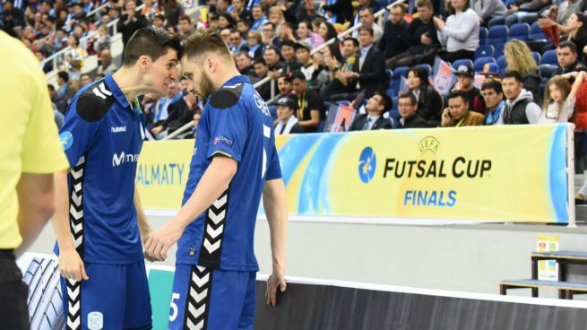 Movistar Inter se proclama campeón de Europa por cuarta vez