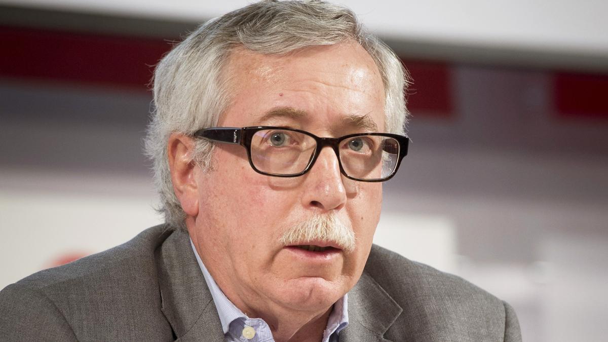 Ignacio Fernández Toxo. (Foto: EFE)