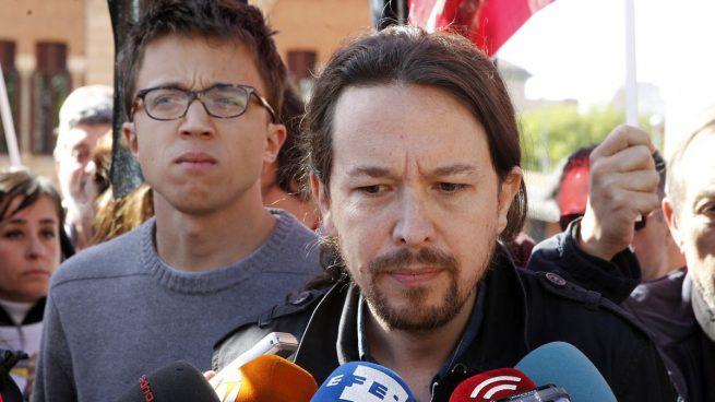 Iglesias humilla a Errejón y le deja fuera de la reunión con Sánchez