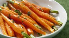 ¿Comer zanahorias mejora realmente nuestra vista?