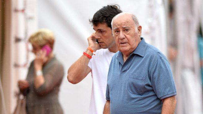 Amancio Ortega - Guillermo Fernández Vara