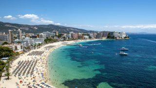 Playa de Magaluf, Mallorca (Foto: GETTY).
