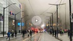 Explosiones en Toronto