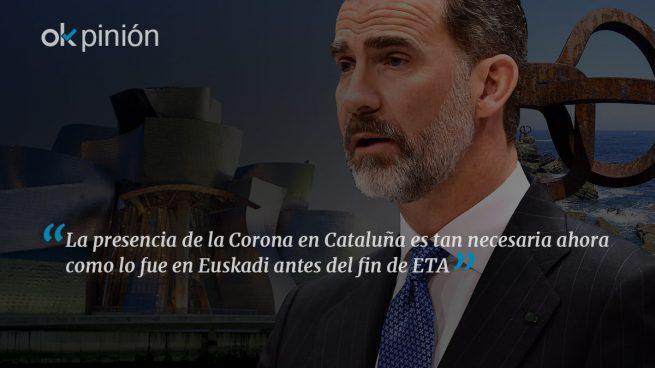 Una presencia necesaria: el Rey visita el País Vasco