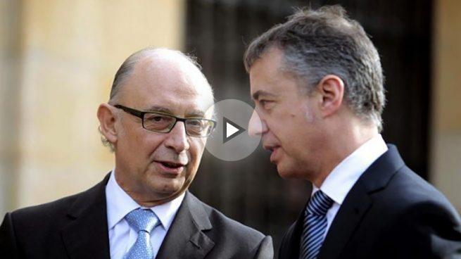 Hacienda rebaja el cupo y entrega 1.400 millones al País Vasco para comprar el apoyo del PNV