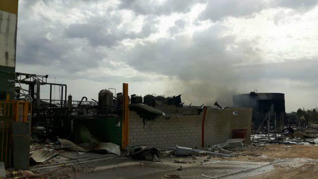 Explosiones Arganda del Rey