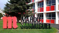 Fábrica de Mahou-San Miguel en Burgos.