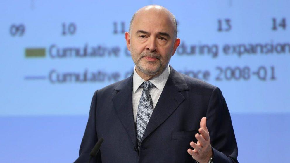 Pierre Moscovici, comisario europeo de Asuntos Económicos (Foto: Getty)