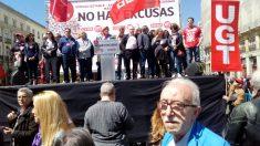 Manuel Pardos, presidente de Adicae, el pasado 1 de mayo.